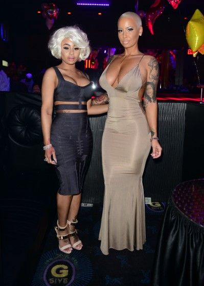Amber Rose beige gown - Google Search