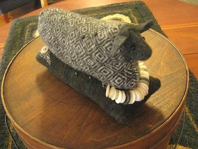 black sheep pinkeep