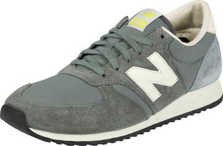New Balance U420 schoenen grijs