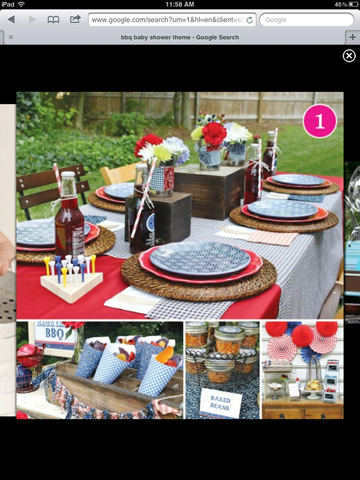 1000 Images About Baby Q Shower Ideas On Pinterest Baby