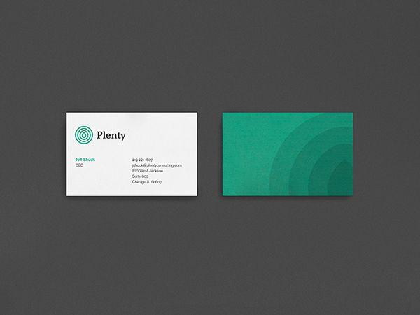 Corporate identity branding graphic design business card logo minimal illustration