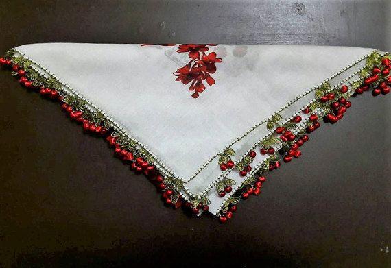Valentines day gift cotton scarf scarves by jewelrycraftsupplie