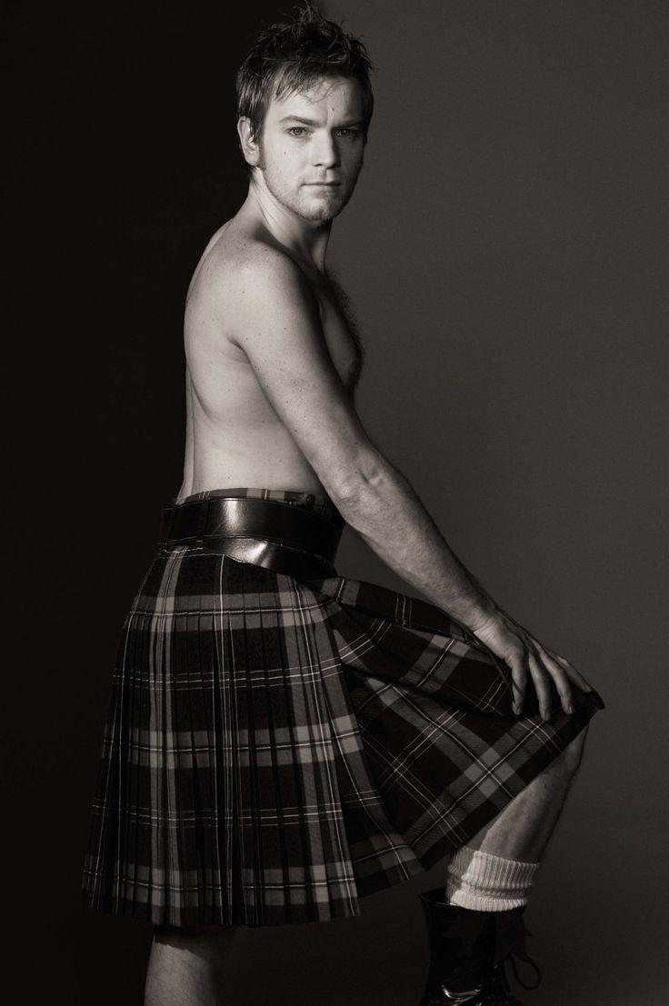 Photoshoots: Ewan McGregor | El último Goonie