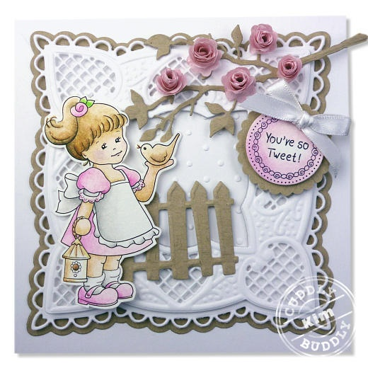 Marianne Design Creatables Die - Branch & Flowers 1 LR0256 < Shop | Cuddly Buddly Crafts
