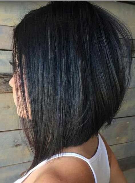 Inverted Bob Haircuts For Fine Thin Hair Hair Loss Stoppers