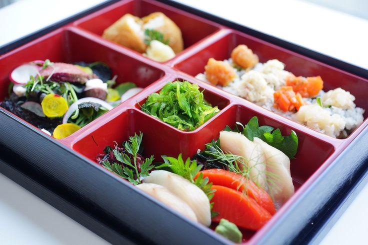 RawBar Bento Box