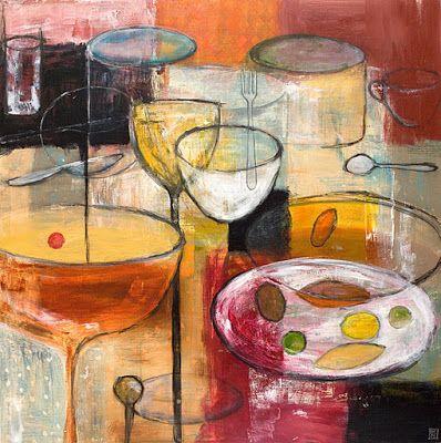 17 mejores ideas sobre bodegones modernos en pinterest for Pintura comedor moderno