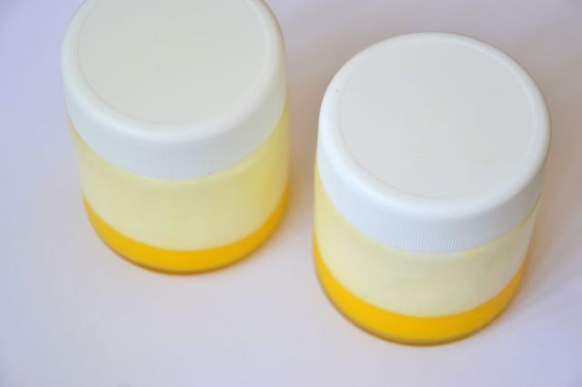 Mango Yogurts