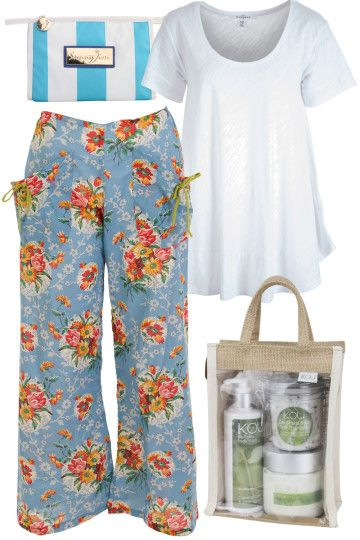 Kate's Lazy Day Outfit includes Sunny Jim, bird keepers, and iKOU - Birdsnest Online Shop