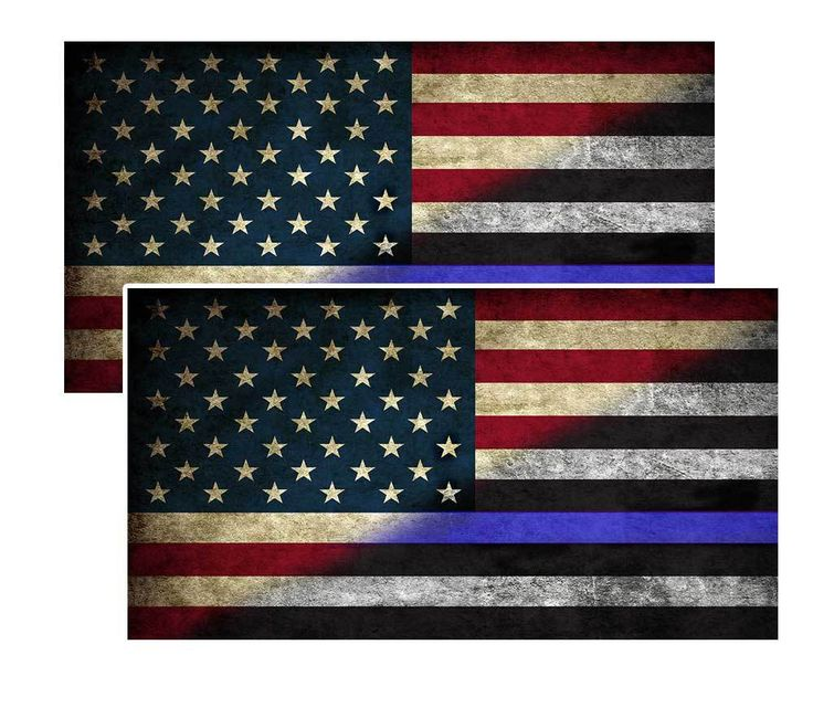 wallpapers. distressed thin blue line red white and blue american flag
