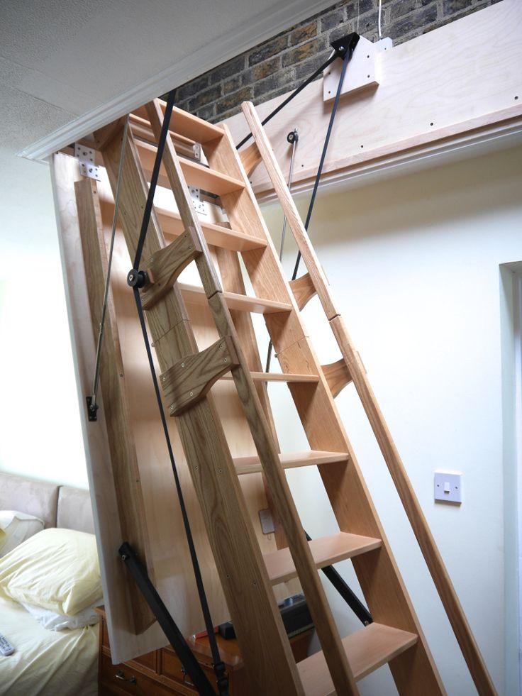 Best 22 Best Electric Loft Ladders Images On Pinterest 400 x 300
