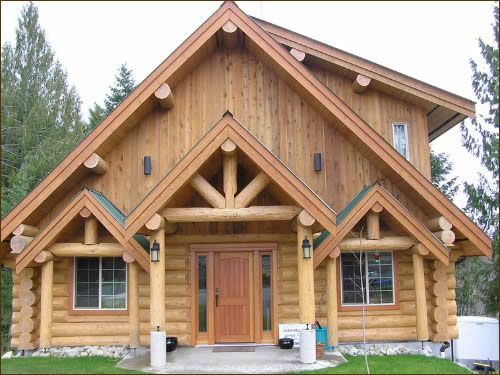 log homes pictures - Google Search