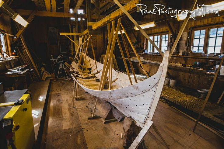 See boatbuilding up close #Nordlandsbåt #Kjerringøy #Nordland #NorthernNorway #VisitNorway Photo: Andy Austin/Peak Photography of Montana