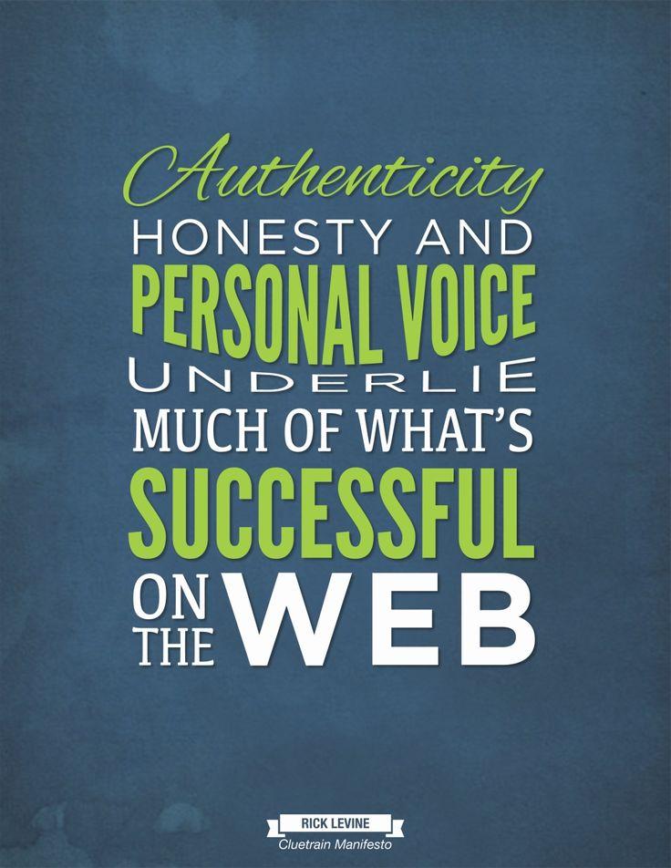 Autentyczność, szczerość i uczciwość - tego oczekują klienci w ramach interakcji z markami online.