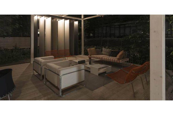 Filo Outdoor Sofa by Piero Lissoni for Living Divani