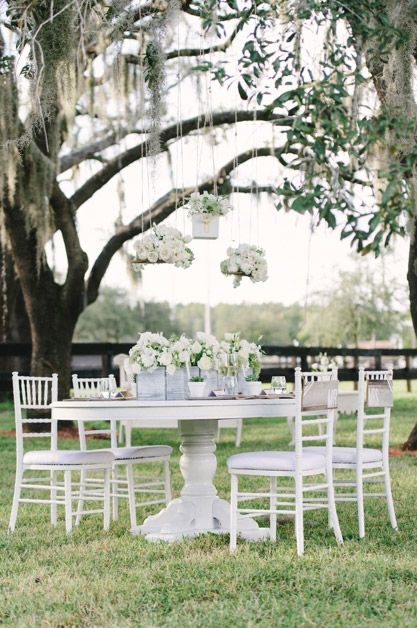 Florida wedding venue: Karnes Stables and Equine Events in Lutz | Photo: Rustic White Photography  RRB: They also breed BULLDOGS