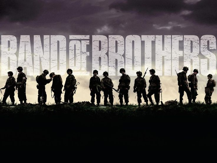 Band of Brothers   ralphwwilliams Pinterest Band of Brothers Stephen Ambrose