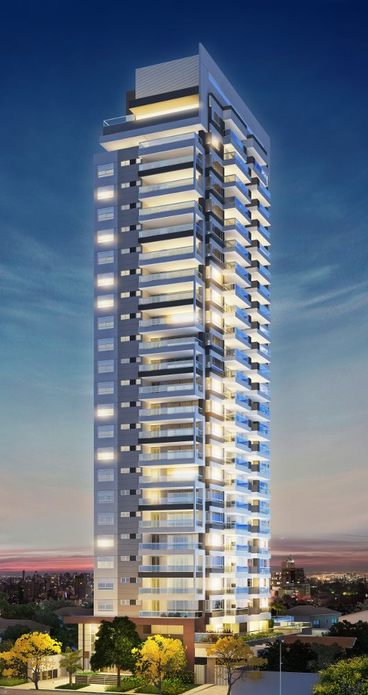 EVEN Construtora   BLUE NOTE (em Obra). Building DesignSao  PauloMinecraftTowersBuildingsConstructionFacades BuildingsModern  ArchitectureSale