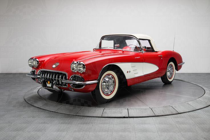 1960 Chevrolet Corvette by RK Motors Charlotte