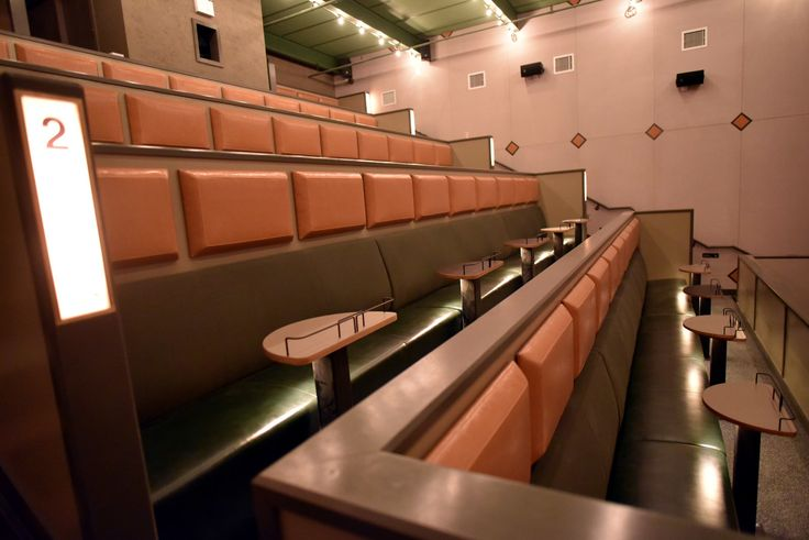 It's like a fancier version of Nitehawk Cinema, but cheaper? Damn! Cancel your plans because tonight, January 15, is the grand opening of Syndicated(a new dine-in...