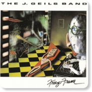 Freeze Frame -  The J. Geils Band -   FLAC 192kHz/24bit