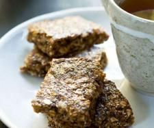Crunchy muesli bars | Official Thermomix Recipe Community