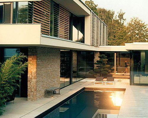Casas modernas o minimalistas 1 2 3 4 5 6 7 8 9 10 11 12 - Dibujos de casas modernas ...