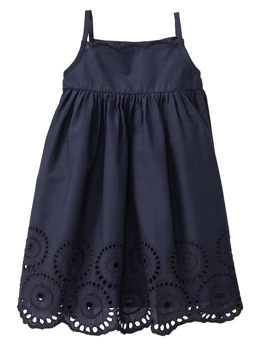 Eyelet dress Product Image