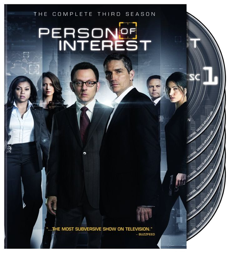 Person of Interest: Season 3: Jim Caviezel, Taraji P. Henson, Kevin Chapman, Michael Emerson, Sarah Shahi, Amy Acker, Jonathan Nolan, J.J. Abrams, Bryan Burk, Greg Plageman: Movies & TV
