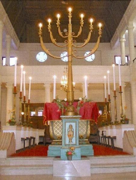 la synagogue de Bayonne. Aquitaine