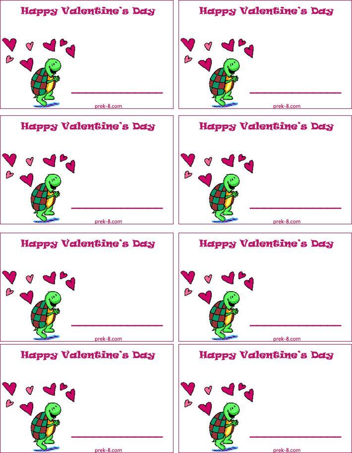 Valentine Bear Candy Gram Template