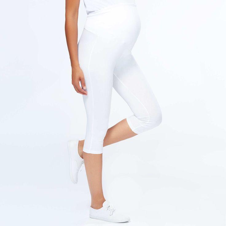 Legging in maglia stretch Premaman - Kiabi - 8,00€