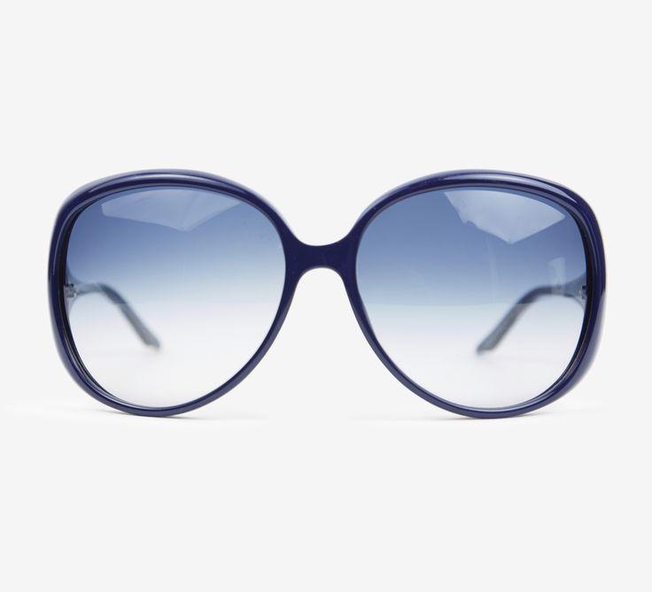 Christian Dior Blue Sunglasses