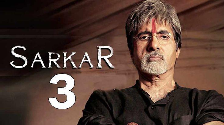 Amitabh Bachchan starrer Sarkar 3 postponed