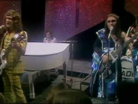 """Slade - """"Everyday"""" - Slade are a British rock band from Wolverhampton/Walsall. They rose to prominence during the glam rock era of the early 1970s with 17 consecutive top 20 hits and six number ones. The British Hit Singles & Albums names them as the most successful British group of the 1970s based on sales of singles. Genres: Hard rock, glam rock"""