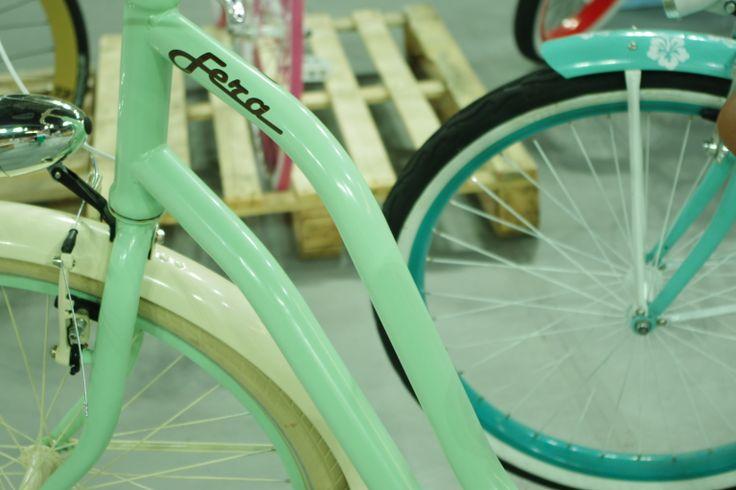 Ferra Bikes - Wroclove Design 2013 #design #wroclaw #bikes #festival