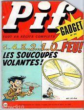 -°- PIF GADGET n°122 -°- VAILLANT n°1360 -°- 06/1971
