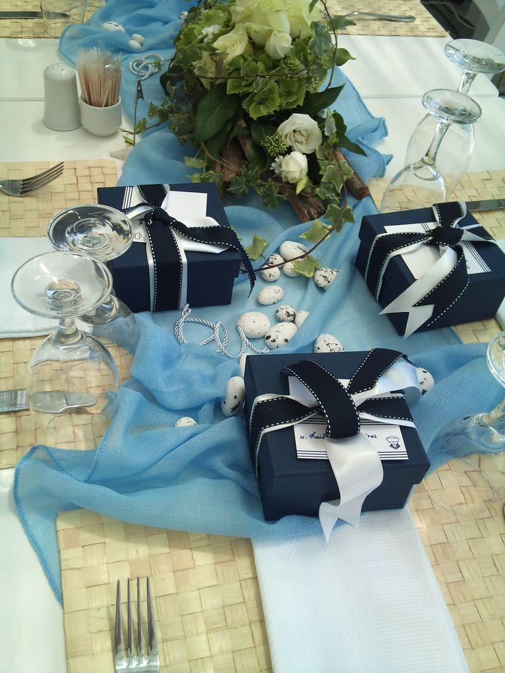 art  de la table for baptism in island Tinos Flowers Papadakis  deco by Keraso