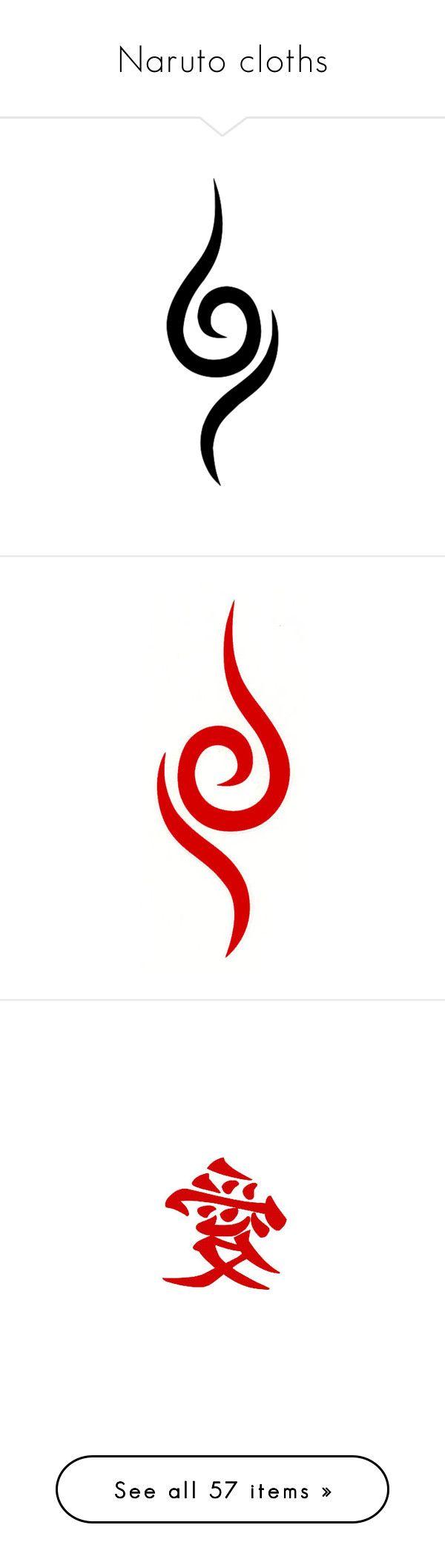 The 25 best simbolo naruto ideas on pinterest cl uchiha naruto cloths by lgdalaten liked on polyvore featuring naruto anime backgrounds buycottarizona