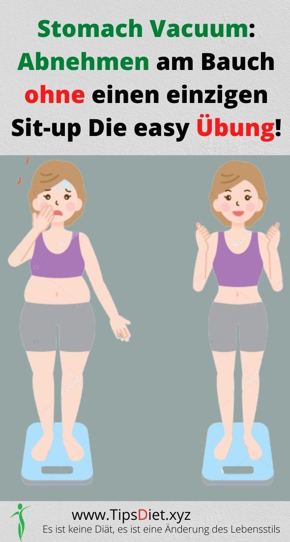 Tägliche Sit-ups zur Gewichtsreduktion