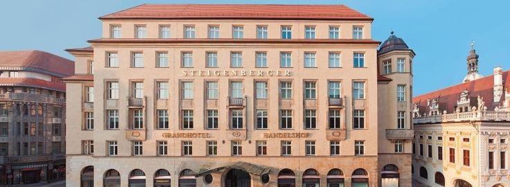 Steigenberger Grandhotel Handelshof in Leipzig