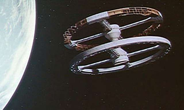 2001 a space odyssey space station - photo #1