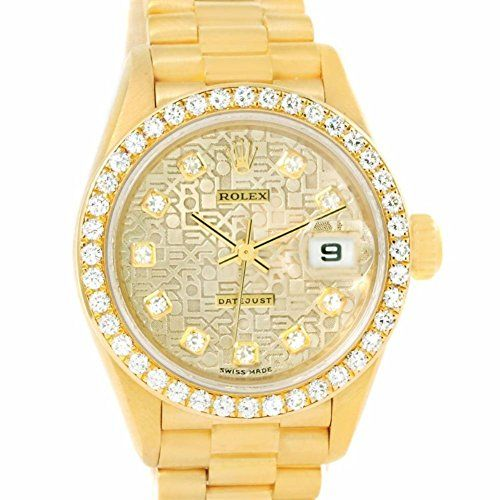 Rolex President automatic-self-wind womens Watch 79178 (Certified Pre-owned) * Check this awesome product by going to the link at the image.