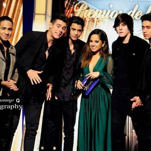 Becky G and CNCO