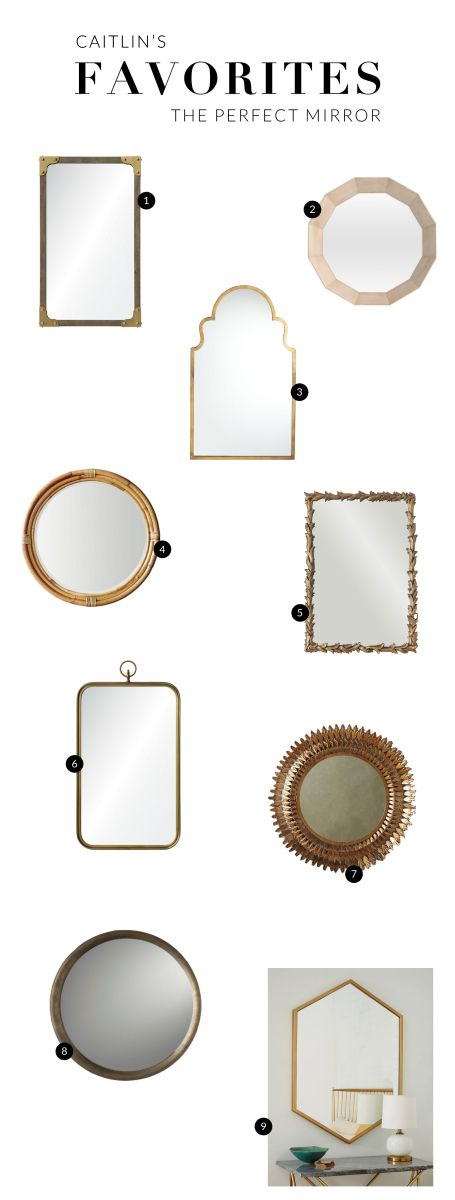Caitlin Wilson | Caitlin's Favorites: Mirrors