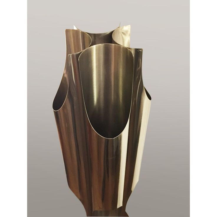 """<p><span style=""""font-size: 12px;"""">Floor lamp """"Orgue"""" in chromed metal by Jacques CHARLES from the 70s. Structure in chromed metal, compound of 4 cylinders fixed on</span><span style=""""font-size: 12px;"""">black lacquered square base. Manufactured bay Maison Charles.</span></p>"""