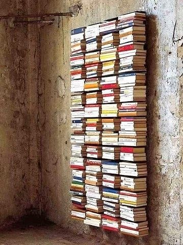 How To Decorate With Books 32 best books images on pinterest | books, for the home and