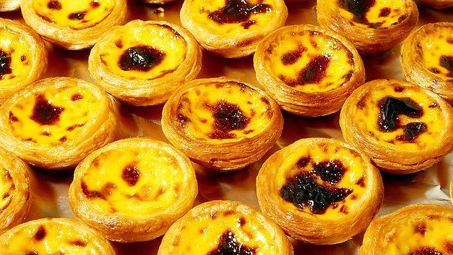 Macau Po Egg Tart (蛋撻) (Pastéis de Nata de Macau) - Easy Portuguese Recipes