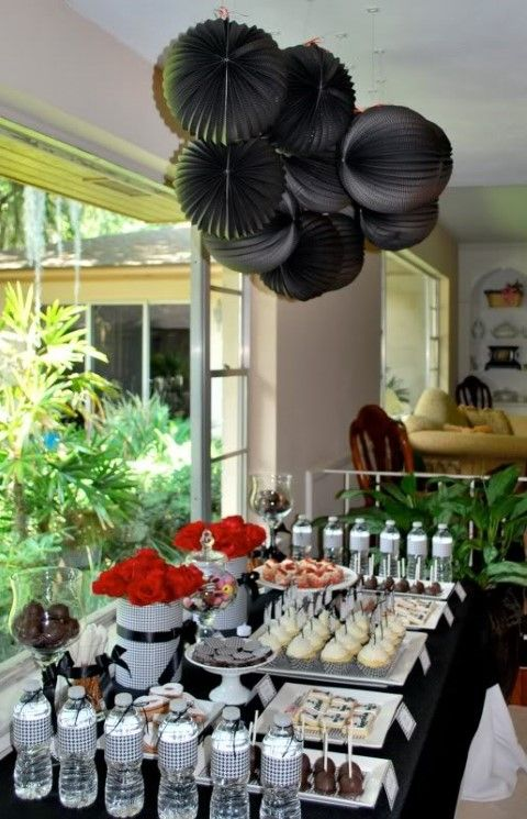 Birthday Party Ideas for Men | ... 40th birthday party wow the birthday celebrant by selecting a theme