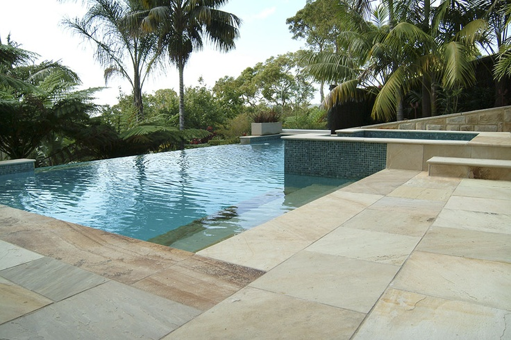 Choose from one of many pool inspirations